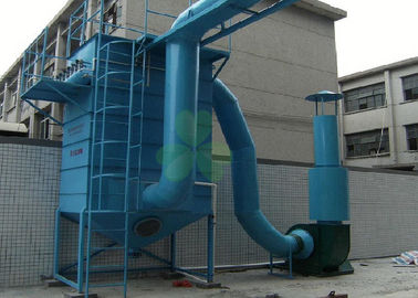 China Large Dust Collection Equipment / Industrial Dust Collectors For Woodworking supplier