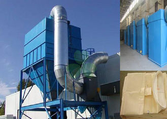China Heavy Duty Baghouse Dust Collector / Drill Dust Collector New Condition supplier