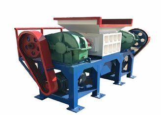 China Heavy Duty Industrial Shredder Machine Plastic Recycling Equipment High Output supplier