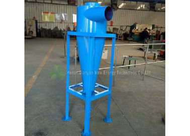 China Humanization Cyclone Dust Extractor / Esp Dust Collector Lower Noise supplier
