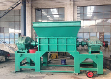 China 3.5 Tons Capacity Stainless Steel Shredder Waste Scrap Crusher Machine supplier