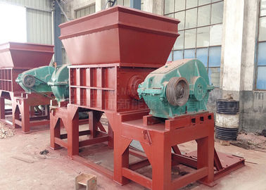 China Industrial Plastic Shredder Machine Plastic Recycling Plant High Efficiency supplier