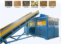 China Durable Industrial Shredder Machine Cardboard Recycling Shredder With 30pcs Knives factory