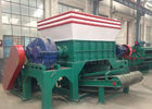Eco Friendly Waste Car Shredder Waste Tire Shredding Plant 40 Tons Capacity