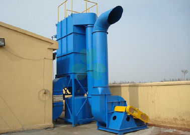 China High Efficiency Baghouse Dust Collector Machine For Cement Silo Power Saving distributor