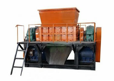 China High Efficiency Industrial Shredder Machine For Metal Products Q235 Material factory