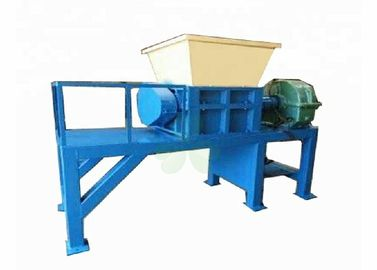 China High Efficiency Single Shaft Shredder Machine For Garbage PLC Controlled distributor