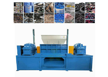 China Big Size Plastic Bottle Shredder Machine With 40pcs Knives Customized Color factory