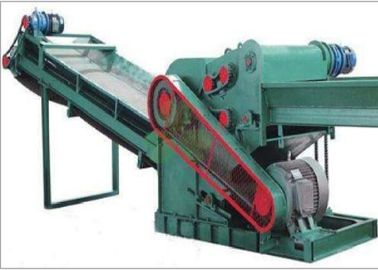 China Multifunctional Wood Crusher Machine 40-60 M³/H Capacity With CE Approval distributor