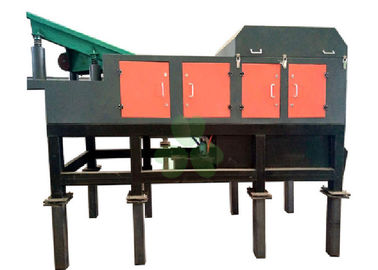 China High Efficiency Zinc Copper Eddy Current Separator SGS / CE Approval distributor
