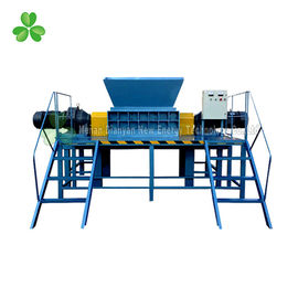 China Durable Waste Metal Crusher Machine Household Appliances Recycling Equipment distributor