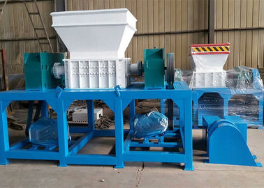 China H13 Blade Waste Plastic Crusher / Recycling Shredder Machine Heavy Duty distributor