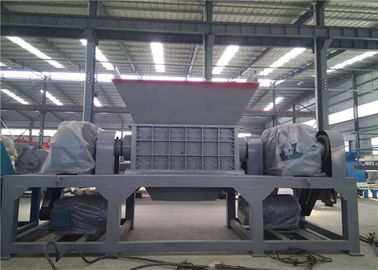 China Automatic Industrial Scrap Metal Shredder 5 Tons Capacity H13 Blade Material distributor