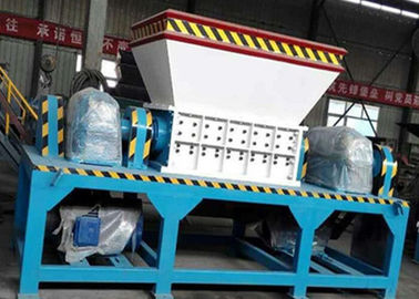 China Multifunctional Industrial Shredder Machine Scrap Metal Shredder 6 Tons Capacity distributor