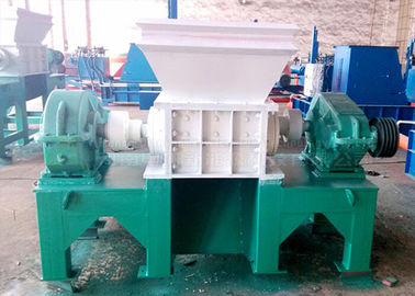 China Heavy Duty Industrial Shredder / Plastic Shredder Machine High Performance distributor