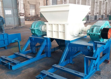 China Industrial Scrap Metal Shredder Machine 2.5 Tons Capacity For Household Waste Metal distributor
